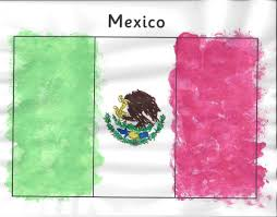 Mexico Flags Flags Of The World 123 Play And Learn Child Care Basics Resources