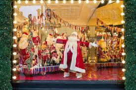 selfridges unveils christmas windows 66 days in advance retail