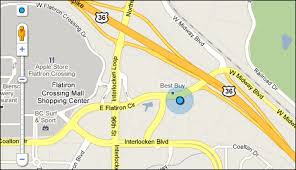 give me a map of my location can maps figure out my current location ask dave