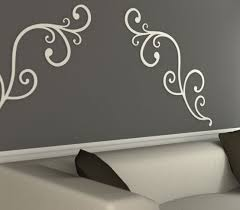 refine wall and ceiling decorations for classic and modern room