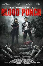 blood punch 2013 poster movie posters pinterest