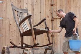 Benjamin Franklin Rocking Chair Gary Weeks U0026 Company Furnituremakers Shopblog A Record Of Projects