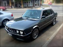 Bmw 528i Images Bmw 528i 1985 Reviews Prices Ratings With Various Photos