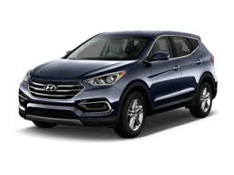 rent hyundai santa fe standard suv rental in united states alamo rent a car