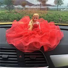 car doll princess wedding ornaments bestie birthday gift