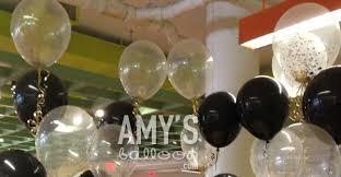 graduation celebrations balloons party college graduation party