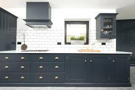 Black Shaker Kitchen Cabinets Black Shaker Kitchen Cabinet Kitchen Of The Week A Shaker Inspired