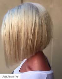 bob haircuts with weight lines 21 eye catching a line bob hairstyles 1 platinum short a line