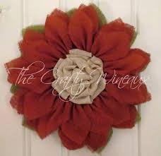 burlap sunflower wreath burnt burlap sunflower wreath the crafty wineaux