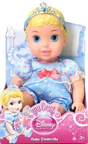 amazon disney princess baby doll cinderella style