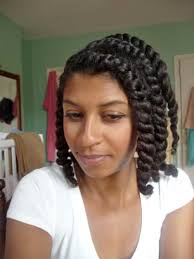 Chunky Flat Twist Hairstyles by Afro Hair Care Secrets How To Achieve Sleek Chunky Twist Outs