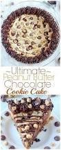 the best cookie cake recipe thick chewy chocolate chip cookie