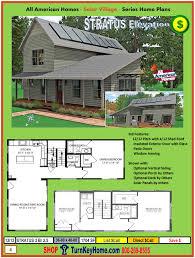 American Home Design Stratus Solar Village Collection Modular Home Design From All