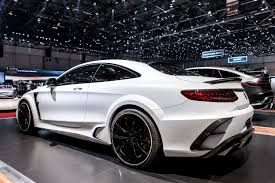 mansory cars for sale geneva 2016 mansory s class coupe platinum edition