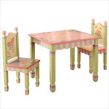 Guidecraft Princess Table And Chairs Kids Table And Chairs Kids Room Table