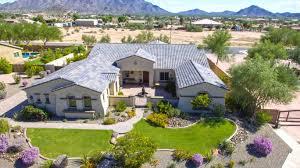 luxury one story homes for sale over 1 000 000 gilbert az 3039 e bellflower drive