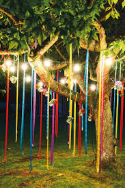 Hanging Tree Lights by Best 25 Festival Lights Ideas On Pinterest Homemade Party