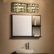 bathroom cabinets modern crystal mirror bathroom vanity light 6w