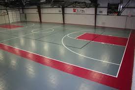 backyard basketball court flooring impressive backyard basketball court vogue minneapolis traditional