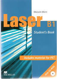 laser b1 student book