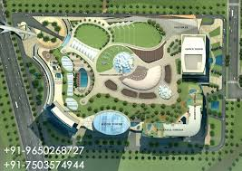 site plan supertech supernova noida site plan