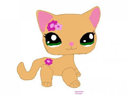 lps kitty fan art littlest pet shop coloring pages photo shared