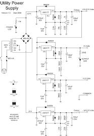 geoff u0027s projects utility power supply
