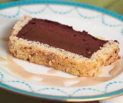 cuisine marquise toasted hazelnut chocolate marquise recipe finecooking