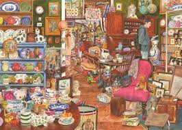 den of antiquity 1000 piece jigsaw puzzle free delivery from the