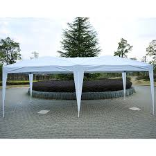 Uk Canopy Tent by Large 6 X 3m Pop Up Tent Wedding Party Canopy Gazebo Outdoor