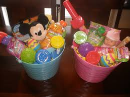 easter gift baskets for toddlers what s in our easter baskets toddlers ages 1 2
