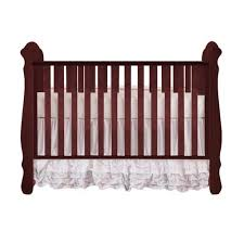 Bellini Crib Mattress Bellini Baby 2 In 1 Convertible Crib Walmart