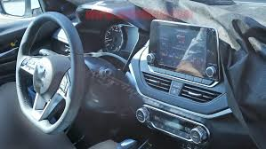 nissan altima 2017 interior 2019 nissan altima spied news redesing release price engine