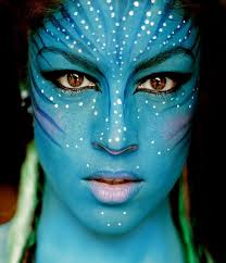 best 25 avatar makeup ideas on pinterest alien makeup easy diy