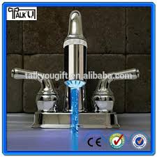 colour changing led kitchen sink faucet tap water kitchen