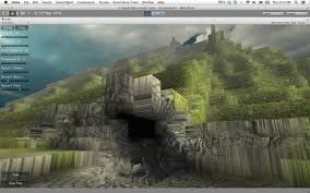 Map Radius Tool New Tool Dual Contouring Voxels And Terrain In Unity Unity