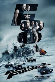 chikkaness avenue u201cfast u0026 furious 8 u201d new poster is ice bound