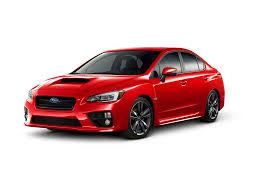 subaru wrx red 2016 subaru wrx performance icon gains new amenities
