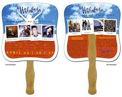 custom fans fans custom fans imprinted fans order