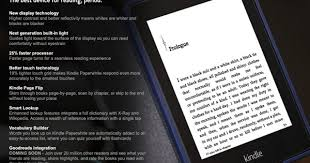Flashcards Kindle Amazon Briefly Lists Next Generation Kindle Paperwhite With New