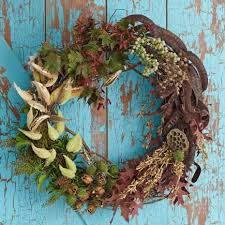 fall wreaths create fabulous fall wreaths midwest living