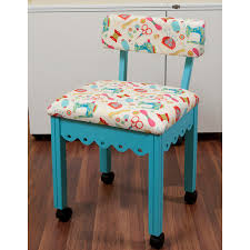 arrow cabinets sewing chair blue sewing chair arrow sewing cabinets