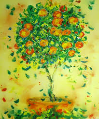 apple tree by dina cuthbertson