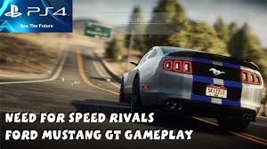 ford mustang 2014 need for speed need for speed rivals ps4 gameplay 1080p ford mustang gt gameplay
