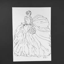best drawing dresses sketches products on wanelo