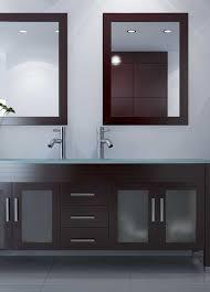 ideas for bathroom mirrors 20 ways to modern vanity mirrors for bathroom