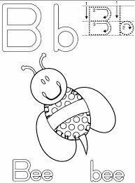 letter b handwriting worksheets funnycrafts