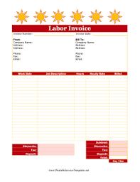 cute invoice template exol gbabogados co