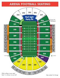 Green Bay Map Seating Maps Ticketstar