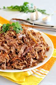 pork carnitas mexican slow cooker pulled pork recipetin eats